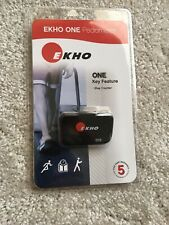 Ekho One Spedometer Step Counter Digital Display