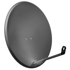 Strong 60cm anthrazit SAT Antenne Satellitenschüssel Digital Stahl Spiegel