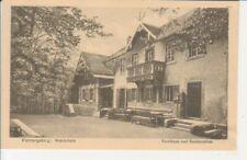 Waldstein (Fichtelgebirge) Forsthaus und Restauration ngl 228.408