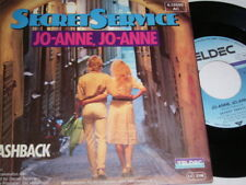 "7"" - Secret Service Jo Anne Jo Anne & flashback - 1983 # 2904"