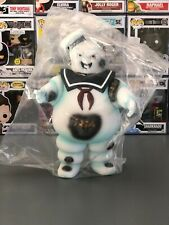 Ghostbusters Stay Puft Marshmallow Man Bank Action Figure Toy Burnt Burned Movie
