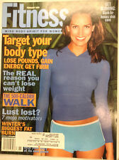 Fitness Magazine Target Your Body Type February 2000 080917nonr