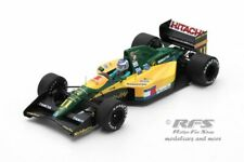 Lotus 107 Ford  Mika Häkkinen  Formel 1 Frankreich 1992  1:43  Spark 5355 NEU