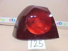 00 01 02 03 04 05 Chevrolet Impala DRIVER Side Tail Light Used Rear Lamp #125-T