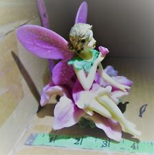 """The Fairy Collection by Dezine """"Milly ~ Pixie Fantasy """" 5901 Limited Edition #"""