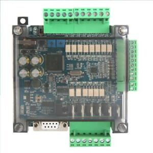 FX3U-14MT-3V3I-2D-2O100K-M-K-I Industrial Control Board Analog 6AD+2DA 24V 1A
