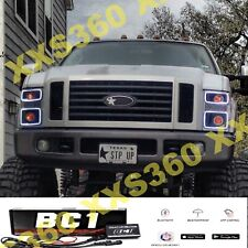 ORACLE Halo HEADLIGHTS for Ford F250/F350 Super Duty 08-10 COLORSHIFT LED BC1