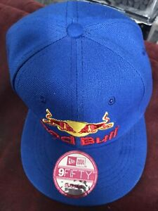 New Era Boy's Red Bull SnapBack Cap