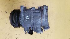 BMW E90 E91 LCI 320D ENGINE N47D20C 08-2012 AIR CON A/C COMPRESSOR PUMP 9225703