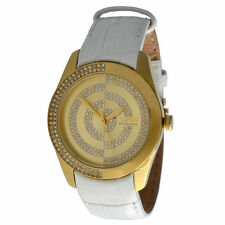 Runde Esprit Armbanduhren mit Glanz-Finish für Damen