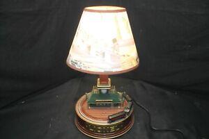 King America Lionel Train Lamp Everything Works Train Audio & Lamp -B1