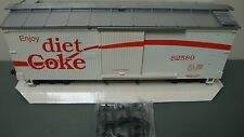 Usa Trains Charles Ro Custom Diet Coke Boxcar Reefer Extremely Rare New In Box