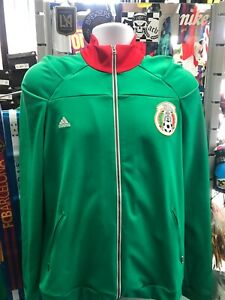 Adidas Mexico Jacket Track Top 2013 Green Red White Size XL Women's Only