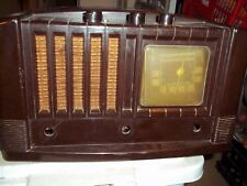 VINTAGE STROMBERG CARLSON AM TUBE RADIO P-33205 P-34500 US AMERICA USA LOOK PICS