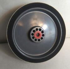 "8000G - 8"" x 2"" Diamond ""XTRA"" Wide Soft Wheel Polishing Lapidary Glass Grinding"