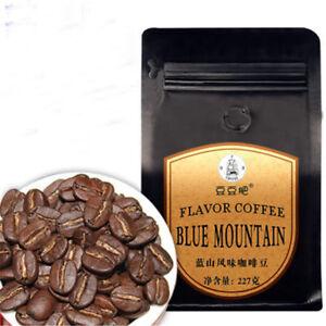 227g 100% JamaicaBlue Mountain Coffee Beans Jablum Gold Peaberry