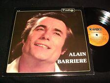 ALAIN BARRIERE<>SELF TITLED<>LP Vinyl~Canada Pressing<>PRESTIGE ABL-7085 (ABLE)