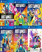 PS4 Just Dance PS4 Assorted Games Pick One Or Bundle Up - MINT - Fast Delivery