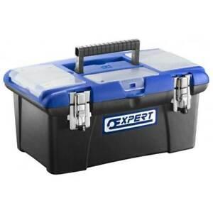Expert E010305 Werkzeugbox 49cm Werkzeugkiste Werkzeugkasten XL