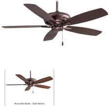 """Minka Aire F688-DBB Kola Dark Brushed Bronze 52"""" Ceiling Fan"""