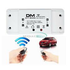 DM  WiFi Wireless Smart Switch Module ABS Shell Socket for DIY Home