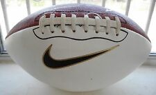 Arizona Nike Autograph Leather Football w/Saguaro Logo