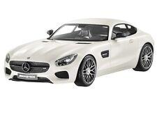 Genuine Mercedes-Benz AMG GT S Diamond White 1:12 Model Car B66961339