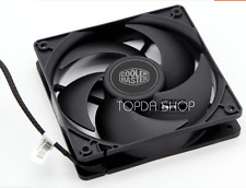Cooler Master FP120 Mute Chassis fan DC12V 0.36W 6.5-14dBA 120*120*25mm 4pin PWM