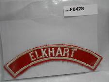 ELKHART RED & WHITE CITY STRIP F8428