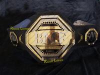 NEW BMF ULTIMATE FIGHTING CHAMPIONSHIP UFC BELT Adult Size Wrestling Title