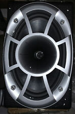Wet Sounds REV 6x9-SM-B REV Series 6x9 HLCD with Tower and Grille Black