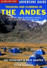 New listing Trekking & Climbing in the Andes by Kate Harper: Used
