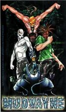 MUDVAYNE Superheroes Sticker/Decal rock music band metal