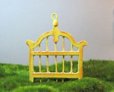 Fairy Garden Wood & Metal Gate