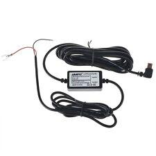 12v to 5v Hard Wire Adapter Cable Mini Usb for Car Gps Dvr Dash Camera Dodo