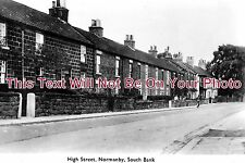 YO 343 - High Street, Normanby, South Bank, Middlesbrough, Yorkshire - 6x4 Photo
