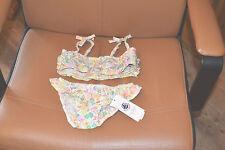 maillot de bain neuf petit bateaux  petites fleurs 8 ans style liberty superbe