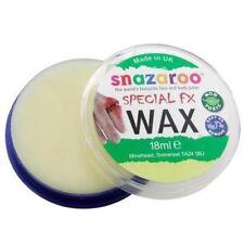 Snazaroo Fancy Dress Special Effects FX Wax 18ml Pot New