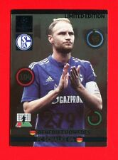 CHAMPIONS LEAGUE 2014-15 Panini - Card Limited edition - HOWEDES - SCHALKE 04