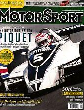 December Motorsport Sports Magazines