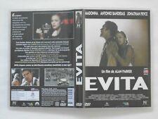EVITA DVD REGION 2 - Madonna