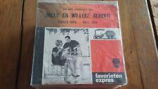 45T  WILLY EN WILLEKE ALBERTI----SABATO SERA----FAVORIETENEXPRESS--