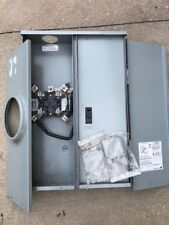 Midwest RS250C ringless meter socket enclosed panelboard 200 Amps 120/240 volts