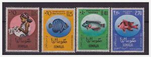 Somalia 1962 - Pro Builders Fish Series New