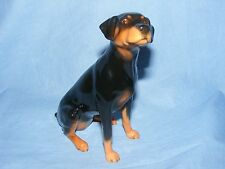 John Beswick Dog Doberman jbd60 Nizza Regalo Nuovo Inscatolato