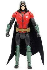 "DC Comics Multiverse Arkham Knight ROBIN Tim Drake 4"" Action Figure Mattel 2014"