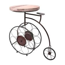 GUERIDON TABLE RANGE BOUTEILLE VELO TRICYCLE