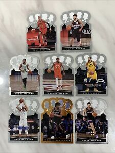 2020-21 Crown Royale Base Lot! Jamal Murray, Devin Booker, Kemba Walker +++++