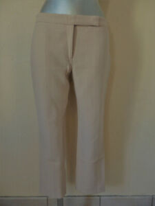 Pantalon 3/4 - Alexander MCQueen - Beige rosé - T.42it / 38fr