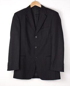 HUGO BOSS Men Einstein/Sigma Wool Formal Blazer Jacket Size 48 - S ARZ402